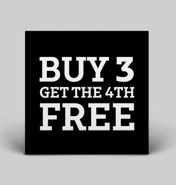 BUY-3-GET-4TH-FREE