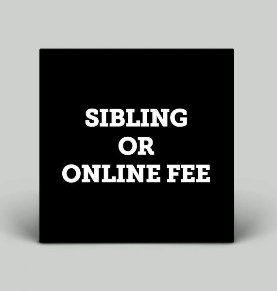 SIBLING-FEE OR ONLINE copy
